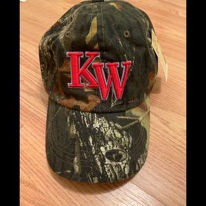 New Camo Hat.  Key west